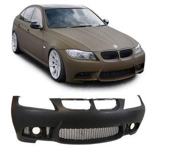 BMW 3 serie E90 en E91 EVO look voorbumper model 2005 - 2008