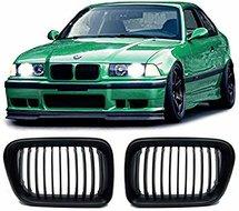 Eindejaarsactie:-Mat-zwarte-nieren-BMW-3-serie-E36-1991-1996