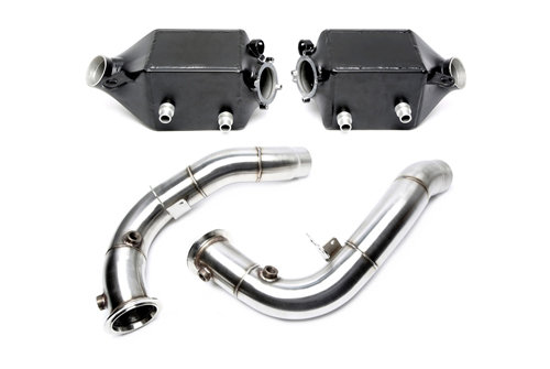 Downpipes en Intercoolers