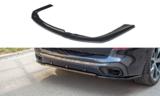 BMW X5 G05 achter splitter m pakket Maxton Design_