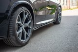 BMW X5 G05 side skirts aanzets m pakket Maxton Design_