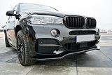 BMW X5 F15 M50D voor splitter V1 Maxton Design_