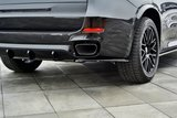 BMW X5 F15 M50D side splitters achter Maxton Design_