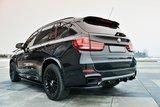 BMW X5 F15 M50D achter diffusor Maxton Design_