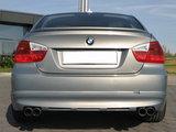Eisenmann einddemper 4x70mm BMW 3 serie E90 E91 323i 325i 328i_