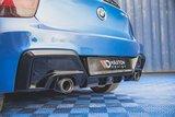 BMW 1 serie F20 en F21 135i diffusor glanzend zwart M pakket Maxton Design_