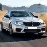 BMW 5 serie G30 sedan EVO pakket _