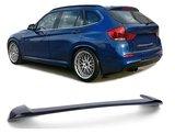 BMW X1 E84 dakspoiler glanzend zwart_