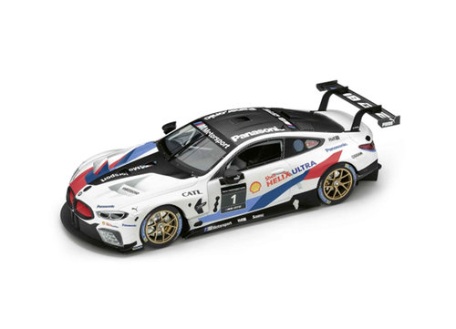 BMW 8 serie G15 GTE 1:18 schaalmodel origineel BMW