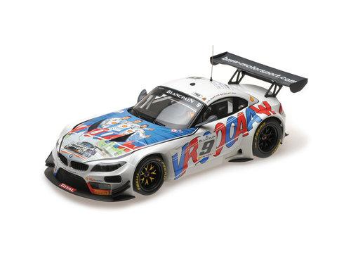 BMW Z4 GT3 schaalmodel 1:18 Michel Vailliant origineel BMW