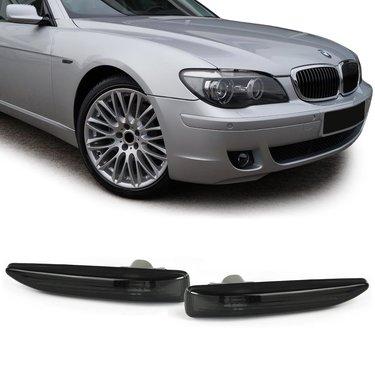 BMW 7 serie E65 en E66 zijknipperlichten smoked