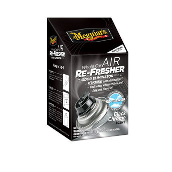 Air Refresher Black Chrome