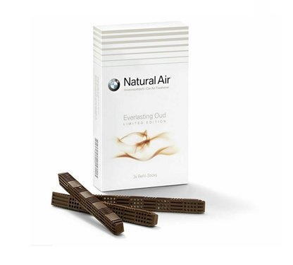 Natural Air refill-kit Everlasting Oud edition origineel BMW