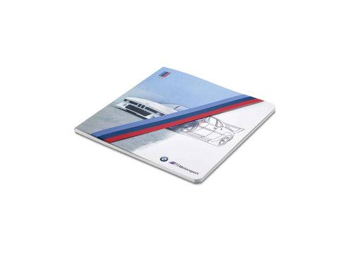 BMW Motorsport kleurboek origineel BMW
