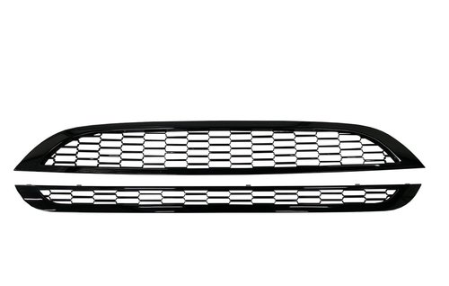 Gril Mini R53 Cooper S hoogglans zwart