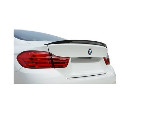 BMW 4 serie F36 performance look achterspoiler mat zwart