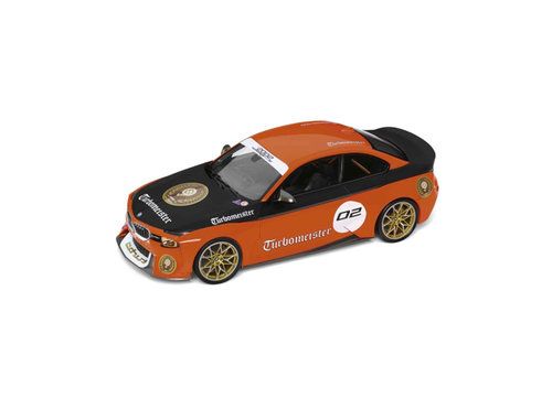 BMW Hommage 2002 Turbomeister 1:18 schaalmodel origineel BMW
