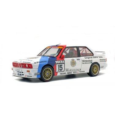 BMW E30 M3 DTM Ravaglia Nürbergring 1989 schaalmodel schaal 1:18