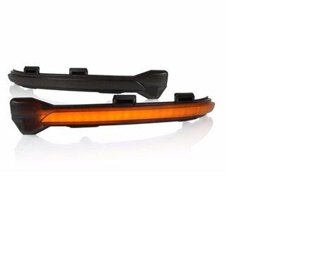 BMW F10 LCI F11 LCI F06 F12 F13 dynamic zijknipperlicht