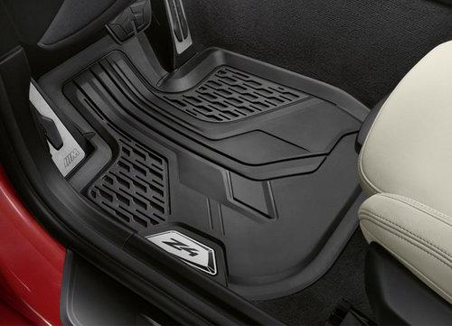 BMW Z4 G29 rubberen matten origineel BMW