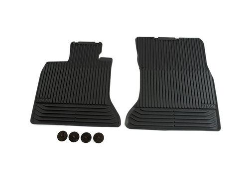 BMW 5 serie F07 GT rubber matten origineel BMW