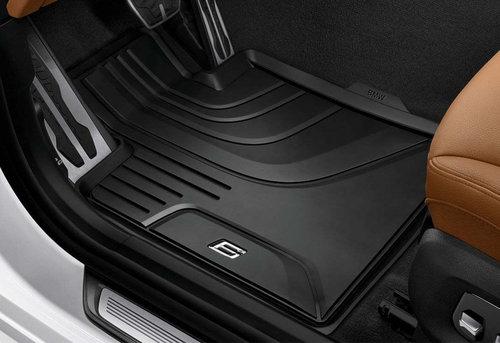 BMW 6 serie G32 GT rubber matten origineel BMW