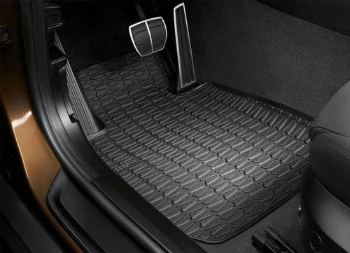 BMW X1 E84 rubber matten origineel BMW