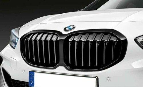 BMW M Performance 1 serie F40 nieren hoogglans zwart origineel BMW