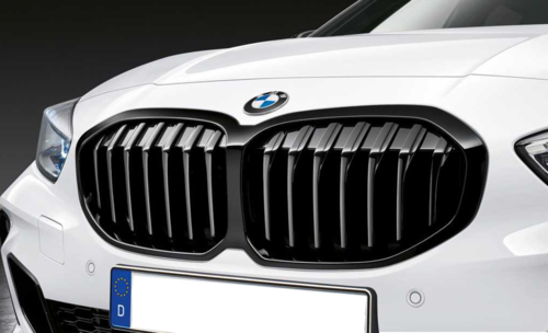 BMW M Performance nieren BMW 2 serie F44 hoogglans zwart origineel BMW
