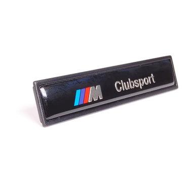 M Clubsport stootlijst logo BMW E36 origineel BMW