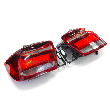 BMW 1 serie F20 en F21 blackline LED achterlichten