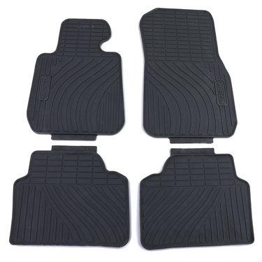 BMW 3 serie F30 en F31 rubber matten