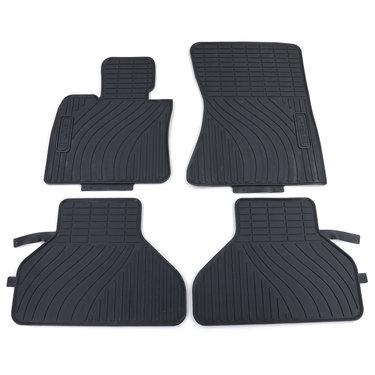 BMW X5 E70 en X6 E71 rubberen matten