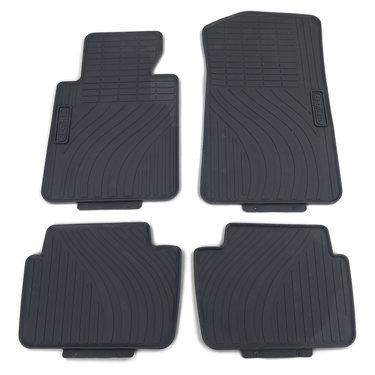 BMW 3 serie E46 rubberen matten
