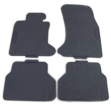 Rubber matten BMW 5 serie E60 E61