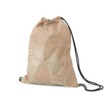 BMW gym bag modern sand 2020 collectie origineel BMW