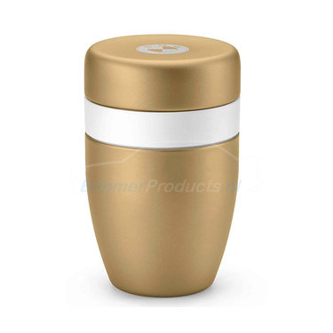 BMW lunch cup thermo modern sand 2020 collectie origineel BMW
