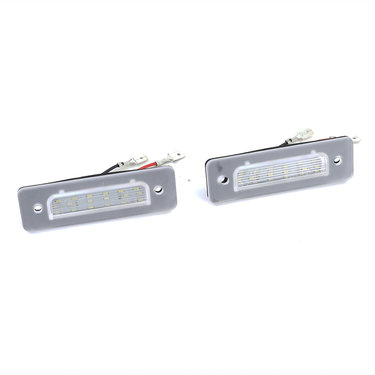 LED kentekenverlichting E12 E23 E24 E28 E30