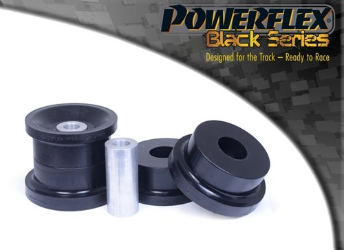 Powerflex Black Series Subframe achter montagebus achter BMW 1 serie E82 1M Coupe 2010 – 2012