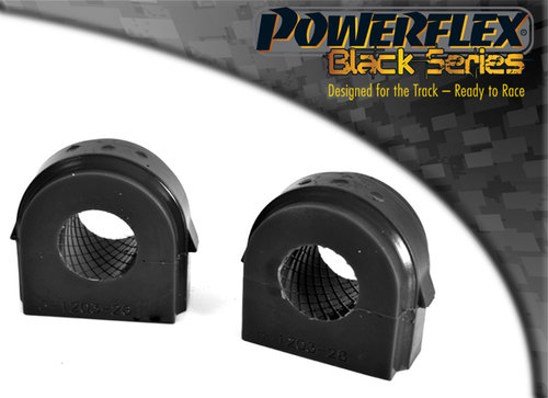 Powerflex Black Series Anti roll bar rubber voor 28mm BMW 2 serie F87 M2 Coupe 2015 –