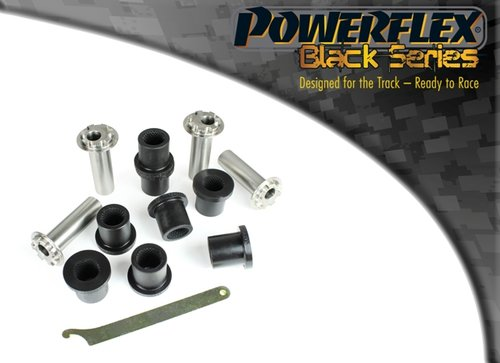 Powerflex Black Series Trailing arm bus achter verstelbaar BMW 3 serie E21 1975 – 1978