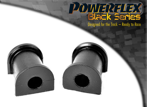Powerflex Black Series Anti roll bar montagebussen achter 18mm BMW 3 serie E30 incl. M3 1982 – 1991