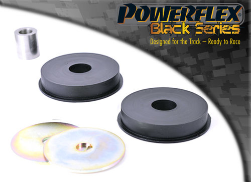 Powerflex Black Series Differentieel achter montage bus BMW 3 serie E36 Compact 1993 – 2000