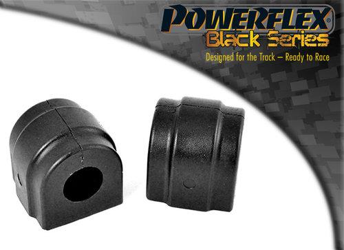 Powerflex Black Series Stabilisatorstang montagebus voor 26.5mm BMW 1 serie E81 E82 E87 E88 2004 – 2013