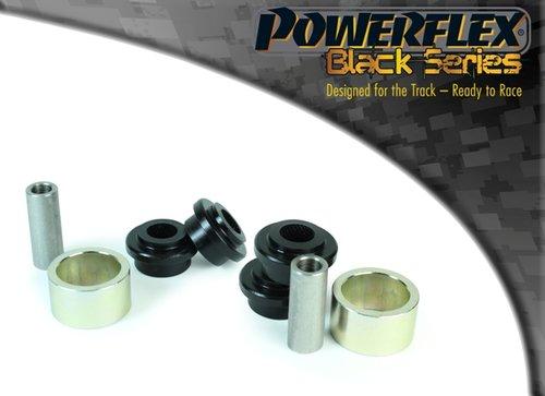 Powerflex Black Series Achterste/bovenste draagarm naar chassis bus BMW 1 serie E81 E82 E87 E88 2004 – 2013