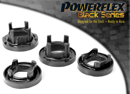 Powerflex Black Series Subframe achter montage insert voor BMW 1 serie E81 E82 E87 E88 2004 – 2013