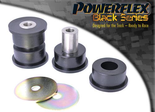 Powerflex Black Series Differentieel achter montagebus voor BMW 1 serie E81 E82 E87 E88 2004 – 2013