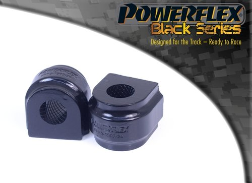 Powerflex Black Series Anti roll bar rubber voor 23.6mm BMW 3 serie F30 F31 F34 F80 xDrive 2011 –