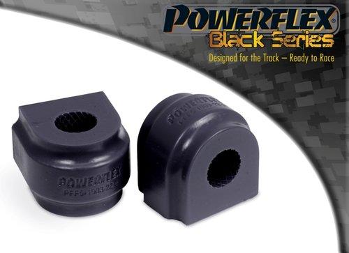 Powerflex Black Series Anti roll bar rubber voor 22.5mm BMW 4 serie F32 F33 F36 xDrive 2013 –