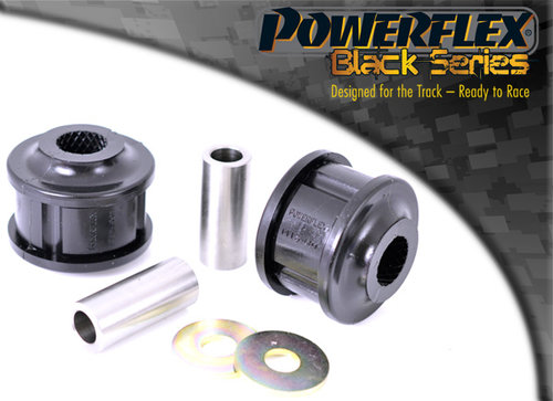 Powerflex Black Series Voorste/onderste tie bar naar chassis bus BMW 5 serie E34 1988 – 1996